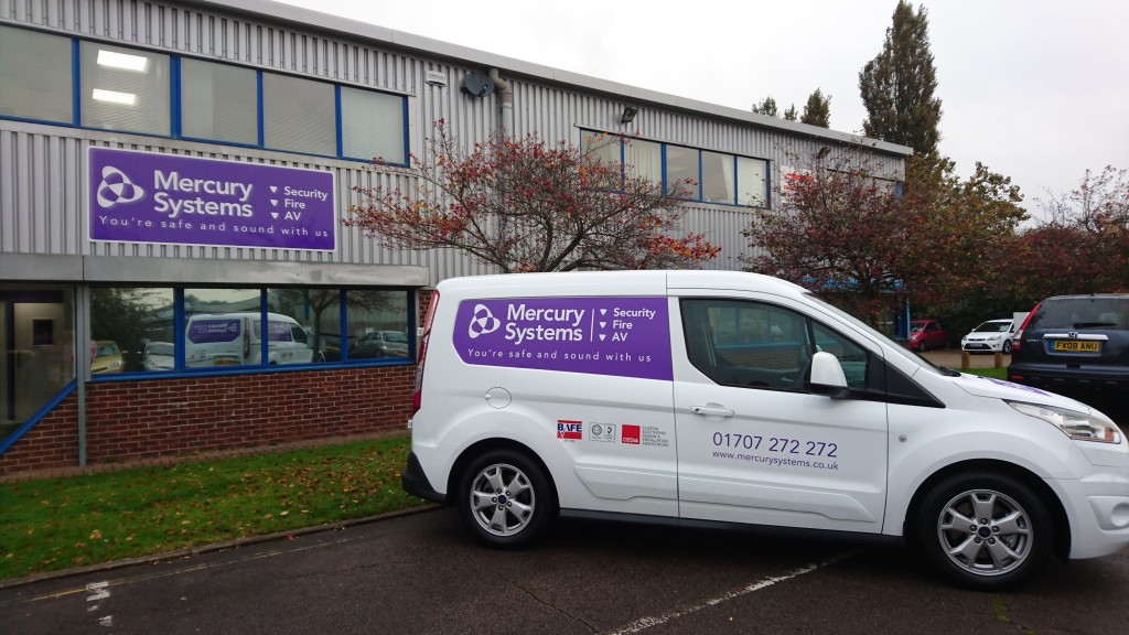 Mercury Systems new vehicles